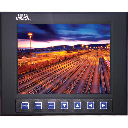 "Tote Vision LED-566HDM 5.6"" LED-Backlit Field Monitor"