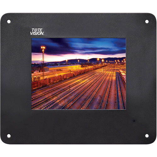 """Tote Vision LED-566HDMLX 5.6"""" Flush-Mount LCD Monitor with No Front Controls"""