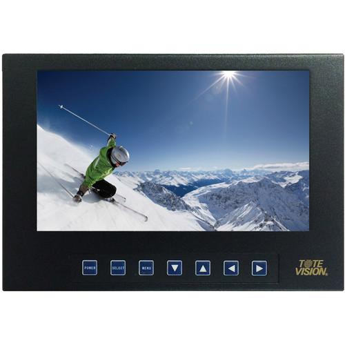 """Tote Vision 7"""" 1920 x 1200 LCD Monitor"""
