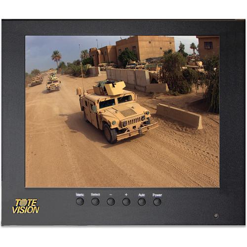 """Tote Vision LED-803HD 8"""" LCD Monitor"""