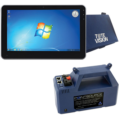 "Tote Vision 10.1"" Windows Embedded Tablet PoE Kit"