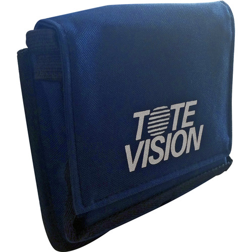 "Tote Vision Nylon Tote Bag with Sun Shield for LED-710-4KIP Test Monitor (7"")"