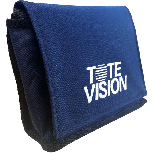 Tote Vision Tote Bag with Sun Shield for LED-709HDM Field Monitor