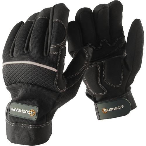 Tough Gaff ToughGlove Magnetized Working Gloves (Extra Extra Large)