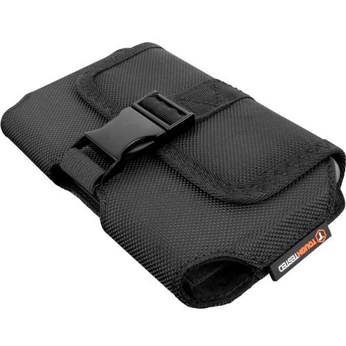ToughTested 3XL Ballistic Nylon Phone Case (Black)