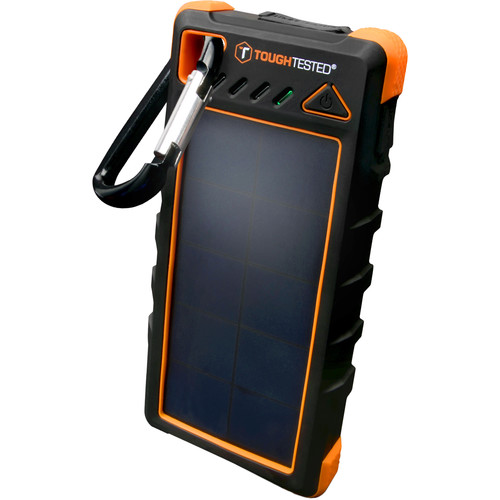 ToughTested 16,000mAh Solar Power Bank