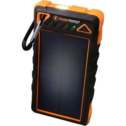 ToughTested 8000 mAh Solar Power Bank