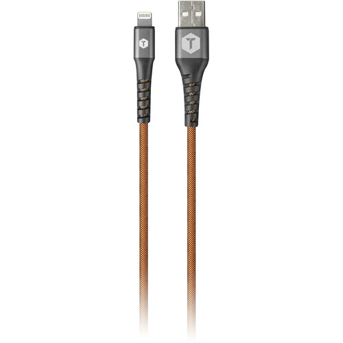 ToughTested PRO USB Type-A to Lightning Cable (8', Small Packaging)