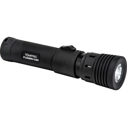 Tovatec Fusion 530 Video LED Dive Light