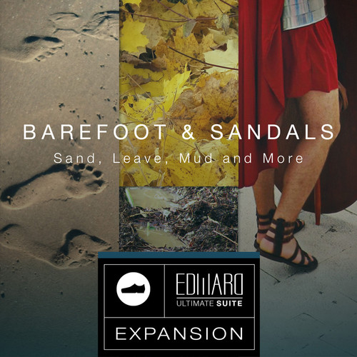 Tovusound Barefoot & Sandals Foley Expansion Pack for Edward Ultimate SUITE (Download)
