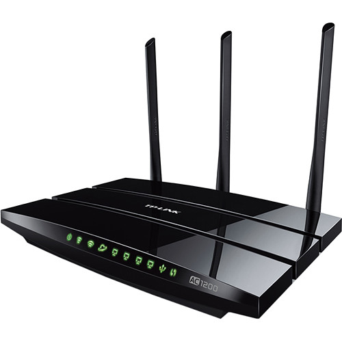 TP-Link Archer C1200 Dual-Band Wireless-AC1200 Gigabit Router