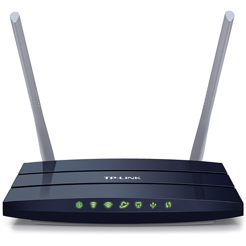TP-Link Archer C50 Wireless Dual-Band Router Kit with RE200 Wireless-AC750 Range Extender