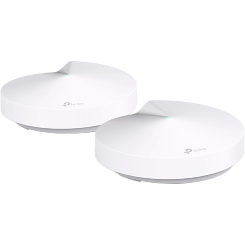 TP-Link Deco M5 AC1300 MU-MIMO Dual-Band Whole Home Wi-Fi System (2-Pack)