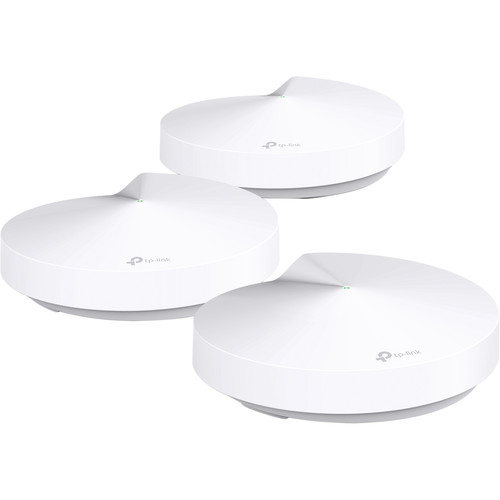 TP-Link Deco M5 AC1300 MU-MIMO Dual-Band Whole Home Wi-Fi System (3-Pack, Refurbished)