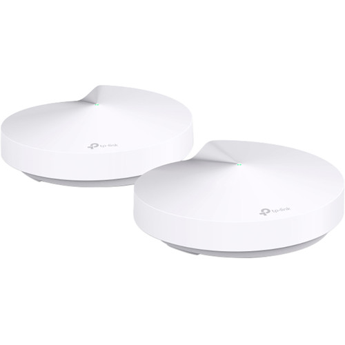 TP-Link Deco M5 AC1300 MU-MIMO Dual-Band Whole Home Wi-Fi System (Refurbished, 2-Pack)