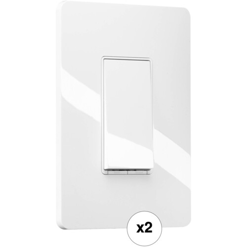 Hs200 Smart Wi Fi Light Switch (2 Pack) by Tp Link