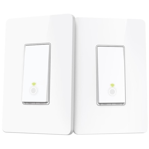 TP-Link HS210 Smart Wi-Fi Light Switches 3-Way Kit (Refurbished)