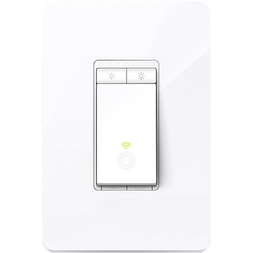 TP-Link HS220 Smart Wi-Fi Light Switch with Dimmer