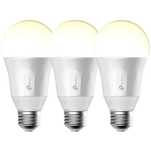 TP-Link LB100 Wi-Fi Smart LED Bulb 3-Pack Kit