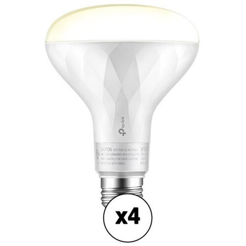 TP-Link LB200 Wi-Fi Smart LED Bulb (4-Pack)