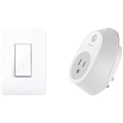 TP-Link Smart Plug and Switch Kit