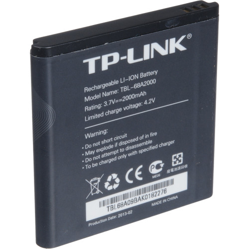 TP-Link TBL-68A2000 Replacement Li-ion Battery