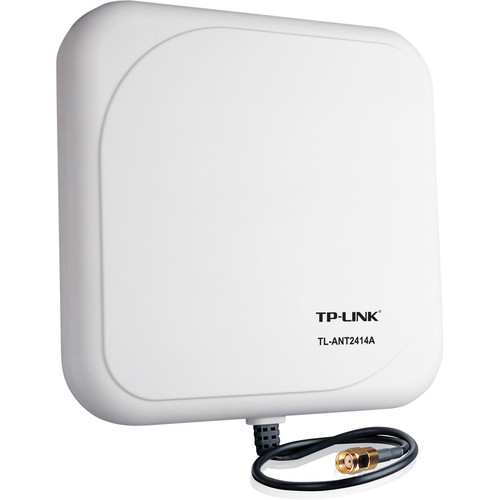 TP-Link TL-ANT2414A 2.4 GHz 14 dBi Outdoor Directional Antenna