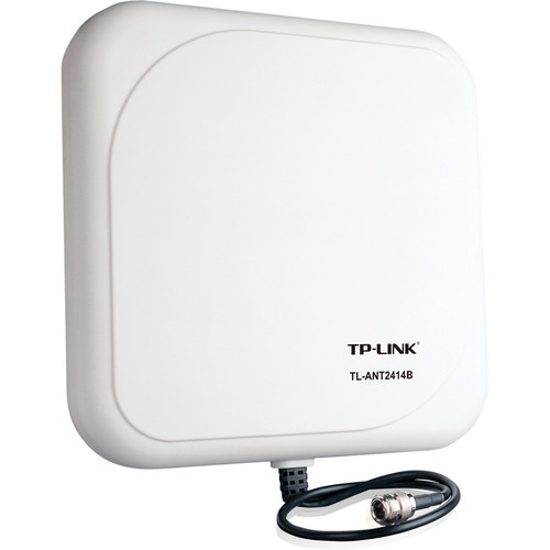 TP-Link TL-ANT2414B 2.4 GHz 14 dBi Outdoor Directional Antenna