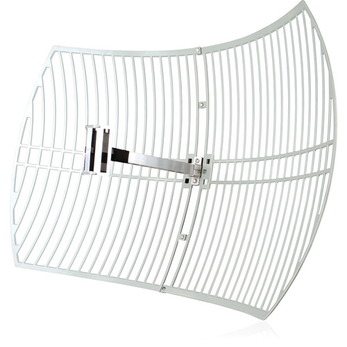 TP-Link 2.4 GHz 24 dBi Grid Parabolic Antenna