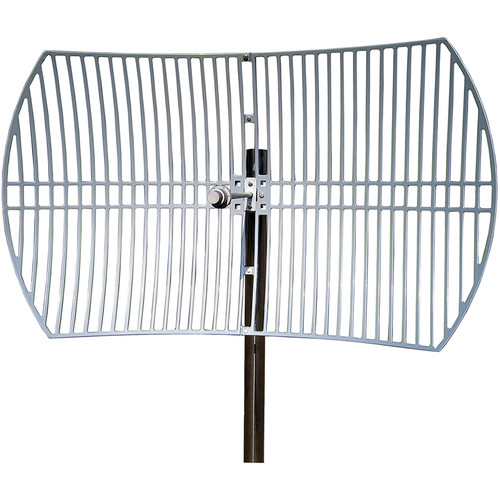 TP-Link 5 GHz 30 dBi Outdoor Grid Parabolic Antenna