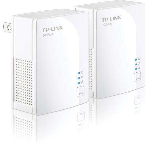 TP-Link TL-PA2010KIT AV200 Nano Powerline Adapter Starter Kit