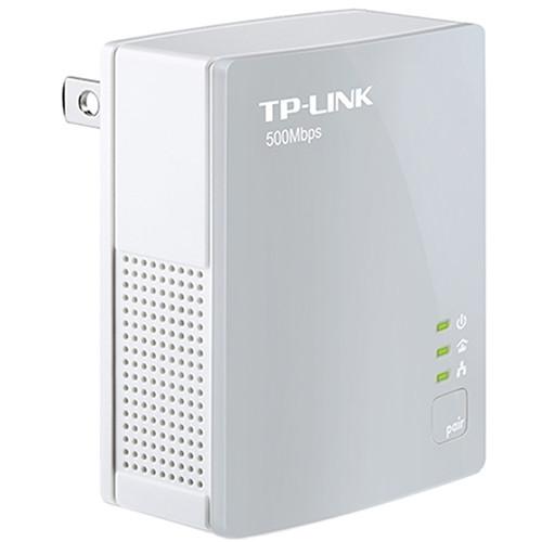TP-Link TL-PA4010KIT AV600 Nano Powerline Adapter Starter Kit (Refurbished)