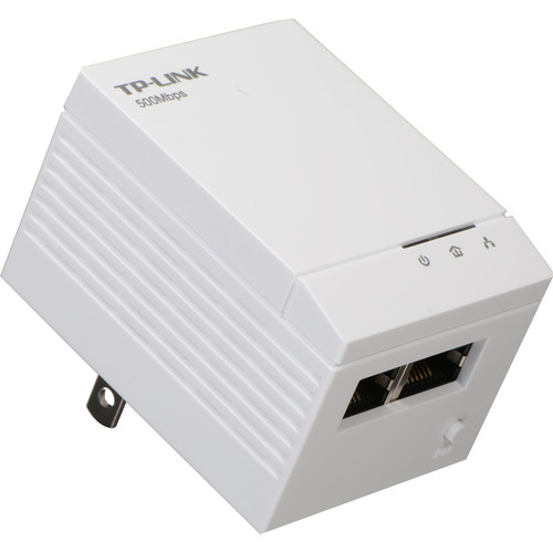 TP-Link TL-PA4020 HomePlug-AV500 2-Port Powerline Adapter