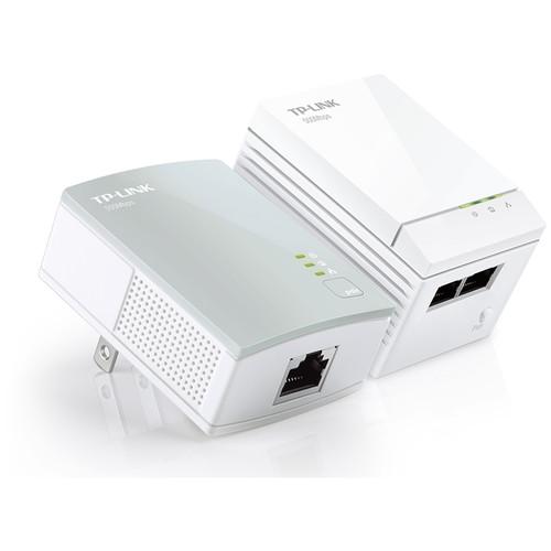TP-Link 2-Port Powerline Adapter Starter Ki