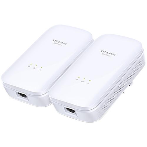 TP-Link TL-PA8010KIT HomePlug-AV1200 Gigabit Powerline Kit