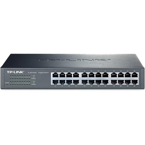 TP-Link TL-SG1024D-R 24-Port Unmanaged Gigabit Ethernet Switch (Refurbished)