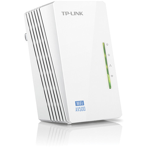 TP-Link TL-WPA4220 Wireless-N300 AV500 Powerline Extender
