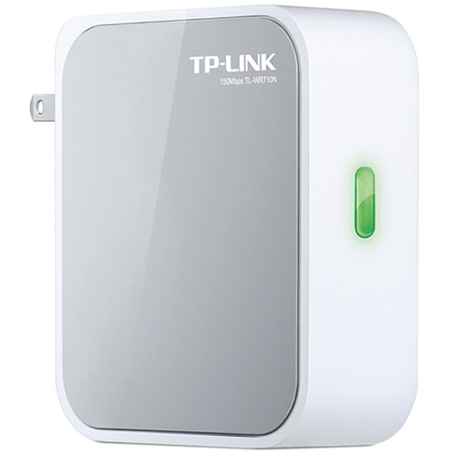 TP-Link TL-WR710N 150 Mbps Wireless N Mini Pocket Router
