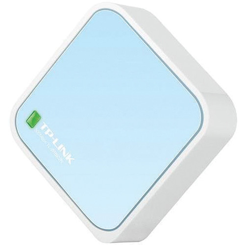 TP-Link TL-WR802N Wireless-N300 Nano Router
