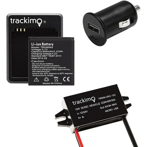 Trackimo Universal Charging Kit for Trackimo