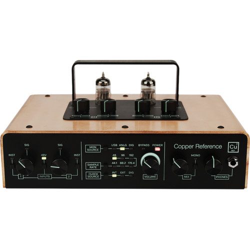 tracktion Copper Reference Stereo Interface