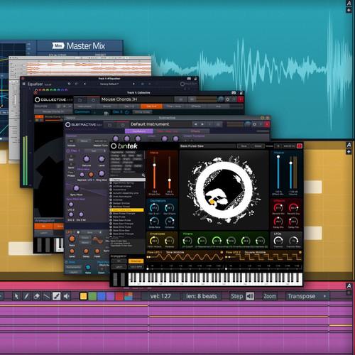 tracktion Waveform 10 Standard Pack - Music Production Software (Download)