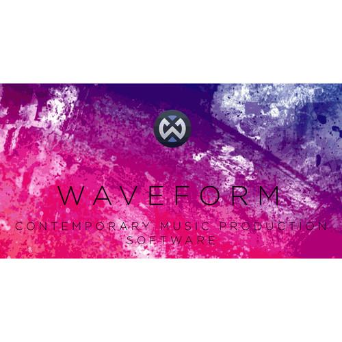 tracktion Waveform 9 Ultimate Upgrade - Music Production Software Bundle (Download)