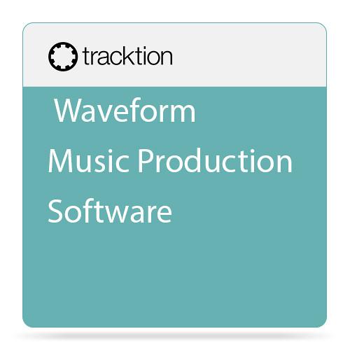 tracktion Waveform 9 Basic - Music Production Software (Download)