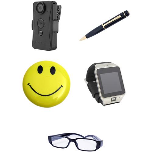 B&H Photo Video DrivePro Body 20 Body Camera Kit