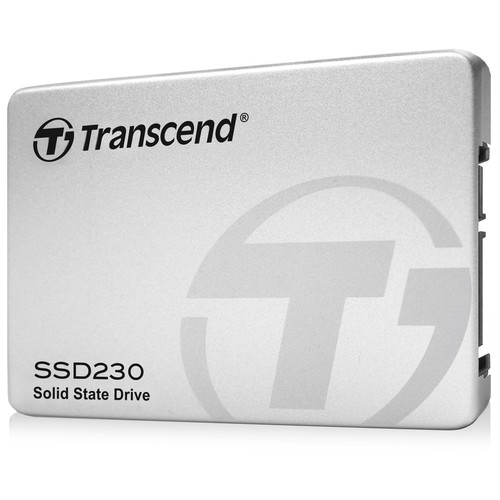 """Transcend 128GB SSD230 SATA III 2.5"""" Internal SSD"""