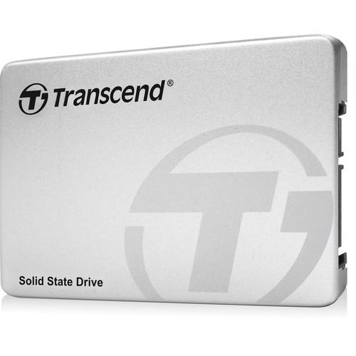 """Transcend 128GB SSD370S SATA III 2.5"""" Internal SSD"""