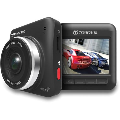 Transcend DrivePro 200 Wi-Fi Dash Camera