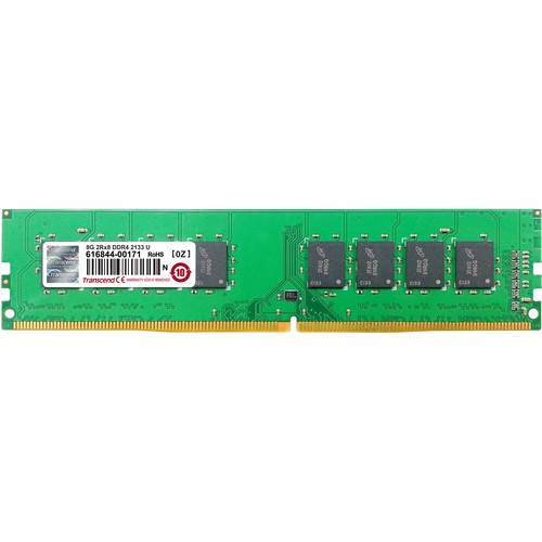 Transcend 8GB DDR4 2133 MHz UDIMM Memory Module