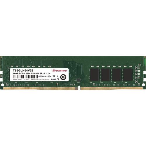 Transcend 8GB DDR4 2666 MHz CL19 UDIMM Memory Module
